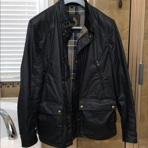 Belstaff Tourmaster 6oz Waxed Cotton Jacket